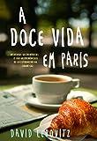 capa de A Doce Vida em Paris