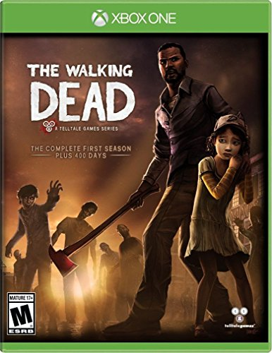 The Walking Dead: The Complete First Season - Xbox One (Walking Dead Video Game Xbox One)