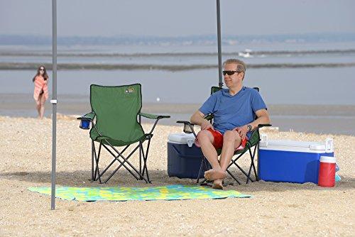 Quik Chair Folding Chair, Green