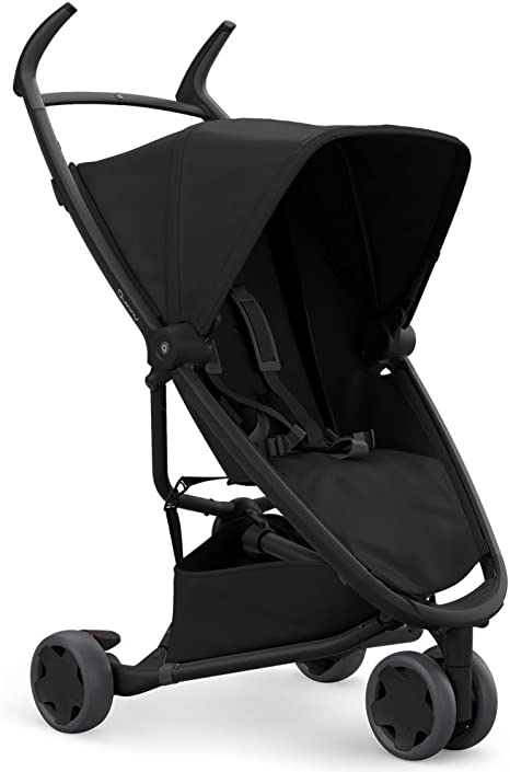 Opinión sobre Quinny Zapp Xpress - Silla de paseo, color all black