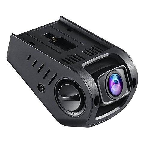 ELEPHAS HD DashCam A118C Auto Kamera 1080P Auto Armaturenbrett überwachung DVR Videogerät, 170° Weitwinkel G-Sensor Kapazitäts Version