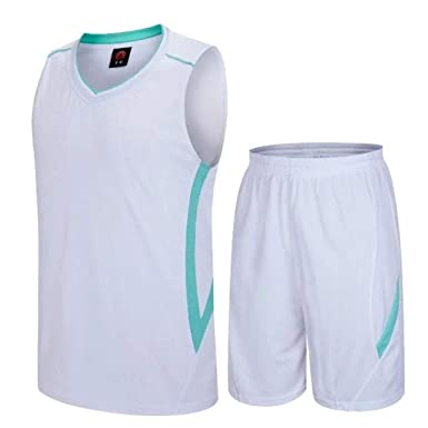 279bc179c737 MII SHIRT Basketball Jersey Quick-Drying Running Sportswear Mens Basketball  Training Suit Ivory