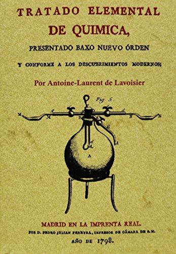 Descargar Libro Tratado Elemental De Química De Anoine-laurent Anoine-laurent De Lavoisier