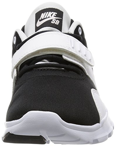 Skateboarding NIKE Mens Trainerendor Black Shoes NIKE Trainerendor White xIpTwqZT