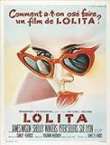 11 x 17 Lolita Movie Poster