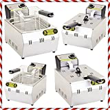 PROFESSIONAL 5 LITERS 11 lb. Capacity Commercial Kitchen...