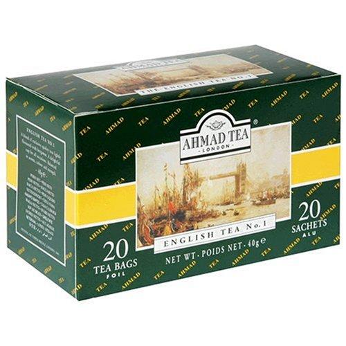 20 Bag 1 Box (Ahamd Tea : English No 1 : Box of 20 Tea)