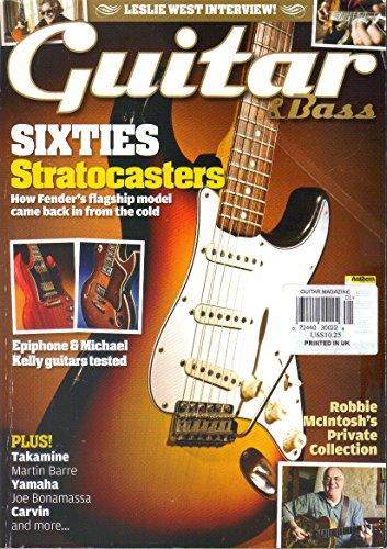 Guitar & Bass Magazine, January 2014 (Vol. 25, No. 4) (Artist Epiphone)