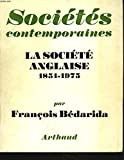 img - for La soci t  anglaise 1851-1975 book / textbook / text book