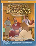 The Animated Stories From the New Testament Activity & Resource Book (The Greatest Is the Least, Level 1& 2)