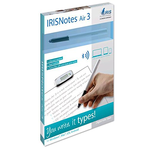 IRISNotes 3 Air by IRIS USA, Inc.