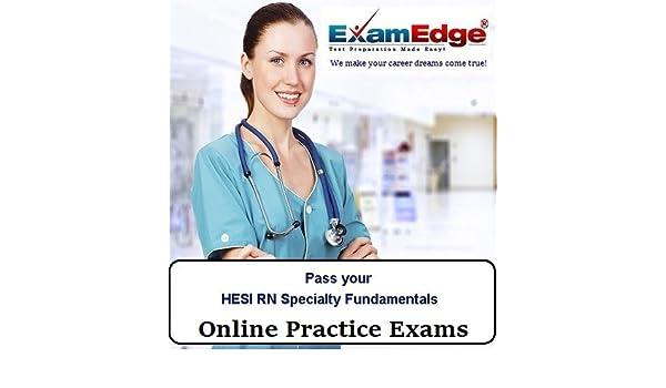 hesi rn fundamentals practice exam