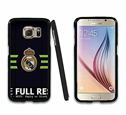 official photos b0c85 3fed1 Real Madrid Football Team Logo SamSung Galaxy S4 Edge Case Cover for ...
