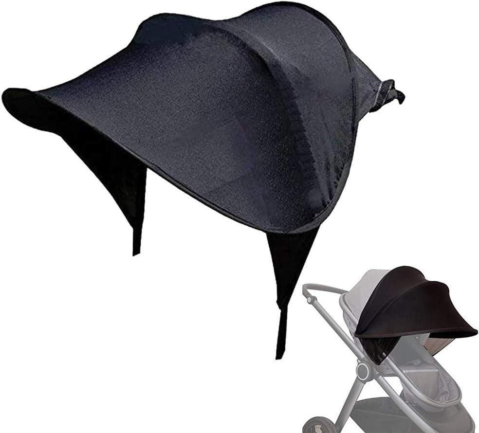 Wxylyf Kinderwagen Sonnenschutz Baldachin Kinderwagen Abdeckung Markise Sonnenschutz Wasserdicht Winddicht Sommer Anti Uv Amazon De Kuche Haushalt
