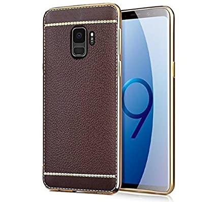 timeless design 7e26a 07127 Loxxo® Back Cover for Samsung Galaxy A6 Infinity PU: Amazon.in ...