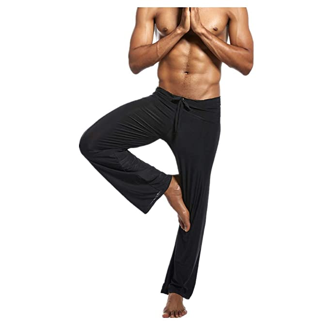 Amazon.com: iYBUIA TM Men Man Pure Flirty Lounge Loose ...