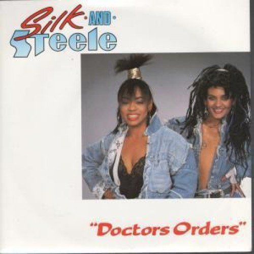 Doctors orders (1988) / Vinyl Maxi Single [Vinyl 12''] (Single Silk 12')