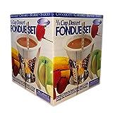 3/4 Cup Dessert Fondue Set