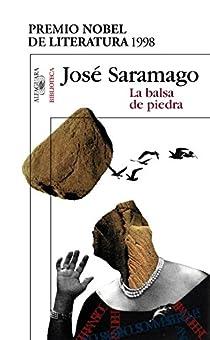 La balsa de piedra par Saramago