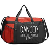 Dancer Athlete Artist Justice: Gemline Sequel Sport Duffel Bag