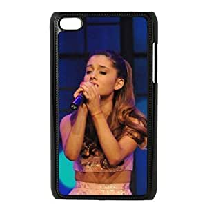 C-EUR Customized Phone Case Of Ariana Grande For Ipod Touch 4 Kimberly Kurzendoerfer