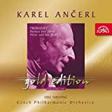 Karel Ancerl Gold Edition Vol.16. Prokofiev - Romeo and Juliet - Peter & the Wolf.
