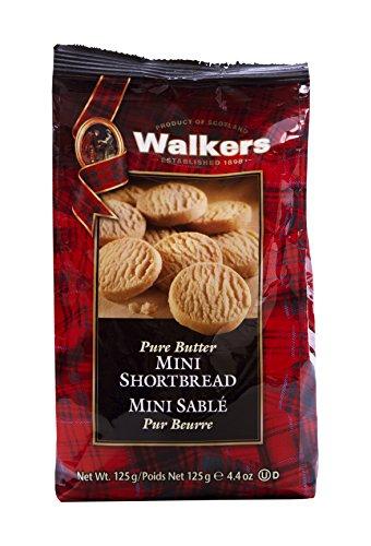 Walkers Mini Shortbread Rounds - 4.4 oz