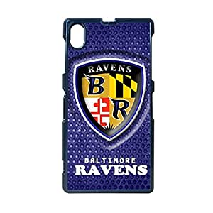 Generic For Womon For L39H Xperia Z1 Case Print Nfl Baltimore Ravens Out Of The Ordinary Rigid Plastic