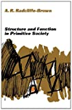 img - for Structure and Function in Primitive Society: Essays and Addresses book / textbook / text book