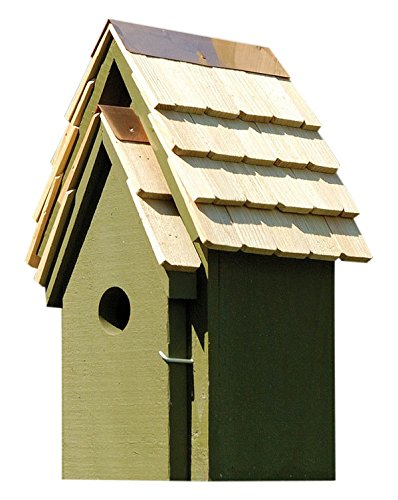 Heartwood 006B Bluebird Manor Decorative Bird House ()