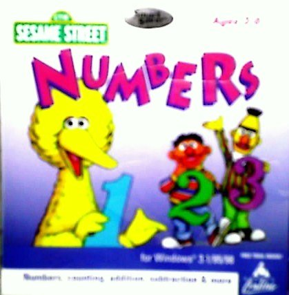 Sesame Street Numbers for Windows