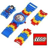 LEGO レゴ 8020257 Super Heroes SUPERMAN スーパーヒーローズ スーパーマン Watch 腕時計 ウオッチ ウォッチ ミニフィギュア付 [並行輸入品]