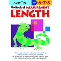 My Book of Measurement: Length (Kumon Math Workbooks)