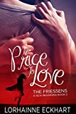 Book cover image for The Price to Love (The Friessens: A New Beginning Book 2)