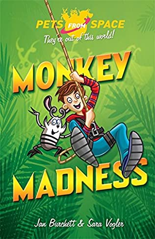 book cover of Monkey Madness