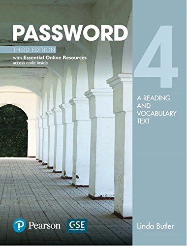 Password 4 with Essential Online Resources (3rd Edition)
