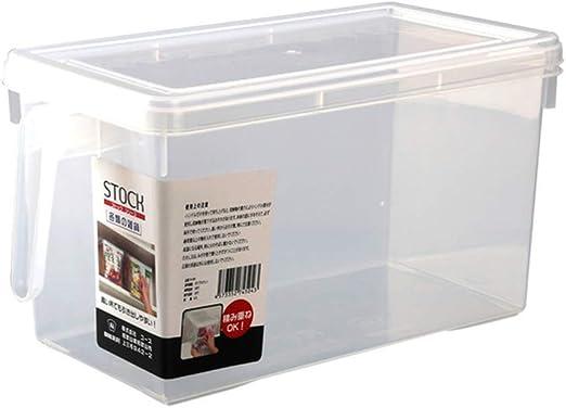 HDJX Caja de Almacenamiento de Alimentos Caja de Almacenamiento ...