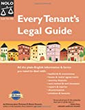 Every Tenant's Legal Guide, Janet Portman and Marcia Stewart, 1413301444