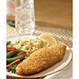 Viking Natural Breaded Ocean Perch Fillets, 10 Pound -- 1 each.