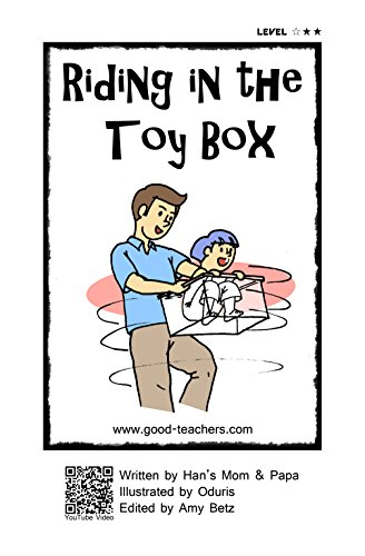 Riding in the Toy Box (Han's Family Episode Book 4)