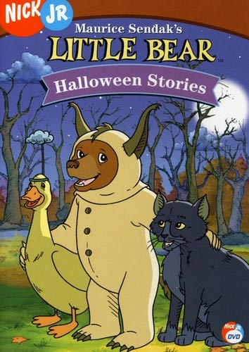 Little Bear - Halloween Stories ()