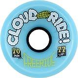 Cloud Ride! Freeride 70mm 77a Skate Wheels