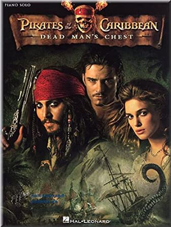 Pirates of the Caribbean – Dead Man s Chest – Piano Solo ...