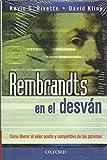 Rembrandts En El Desvan (Spanish Edition)