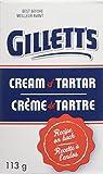 GILLETTS Cream of Tartar 113G