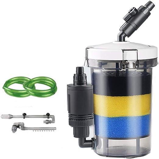 Filtro Acuario externo para recipientes de alto rendimiento con ...