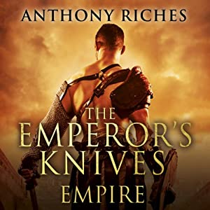 The Emperor's Knives: Empire VII Audiobook