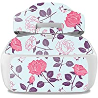 Skin For DJI Goggles – Vintage Floral | MightySkins Protective, Durable, and Unique Vinyl Decal wrap cover | Easy To Apply, Remove, and Change Styles | Made in the USA