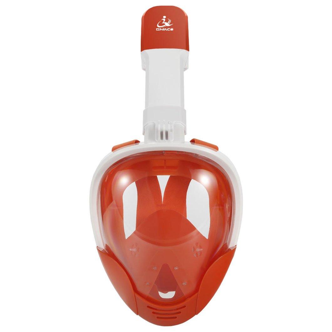 Fansport Schnorchel Maske Full Face Tauchmaske Anti Fog Dry Dry Dry Top Schnorcheln Maske mit wasserdichten Handytasche und Handflossen B07DL3BFV9 Tauchmasken Schöne Farbe 0db109