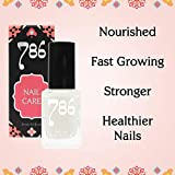 786 Cosmetics - Nourishing Nail Treatment, Smoothes and Nourishes Nails to Make Healthy and Strong Nails, Essential Vitamins and Minerals, Strengthens Nails, Healthier Nails, Helps With Nail Growth